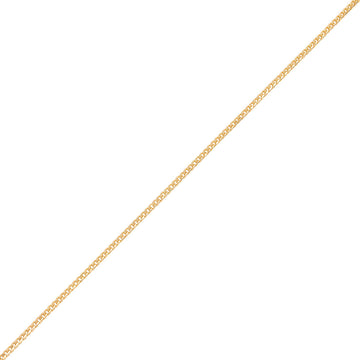 Gold Franco Chain (2.0mm) - Chains - IF & Co. Custom Jewelry