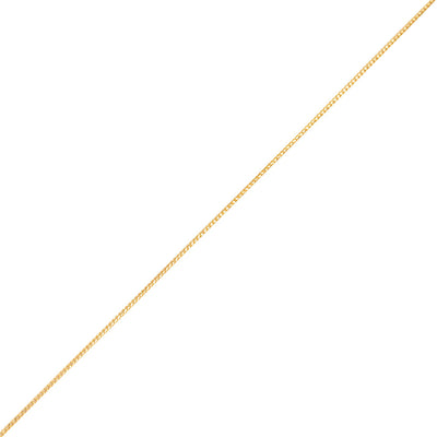 Gold Franco Chain (1.2mm) - Chains - IF & Co. Custom Jewelry