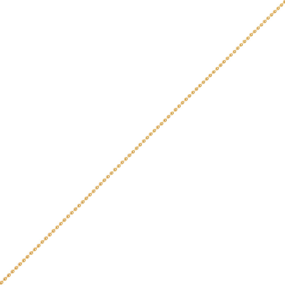 Gold Ball Chain (1.5mm) - Chains - IF & Co.
