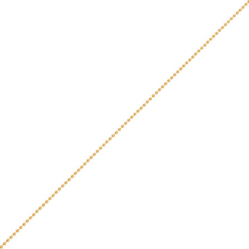 Gold Ball Chain (1.5mm) - Chains - IF & Co. Custom Jewelry