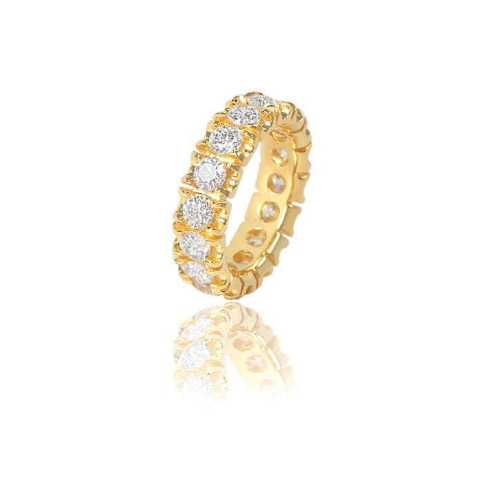 Manhattan Eternity Ring - Rings - IF & Co.