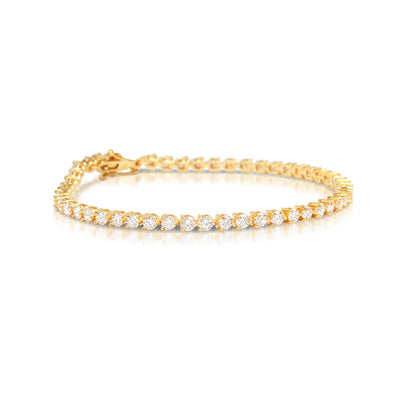 Enzo Diamond Tennis Bracelet