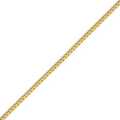 Gold Franco Chain (3.0mm) - Chains - IF & Co. Custom Jewelry