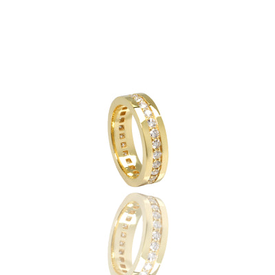 Lenox Eternity Ring (1-Row)