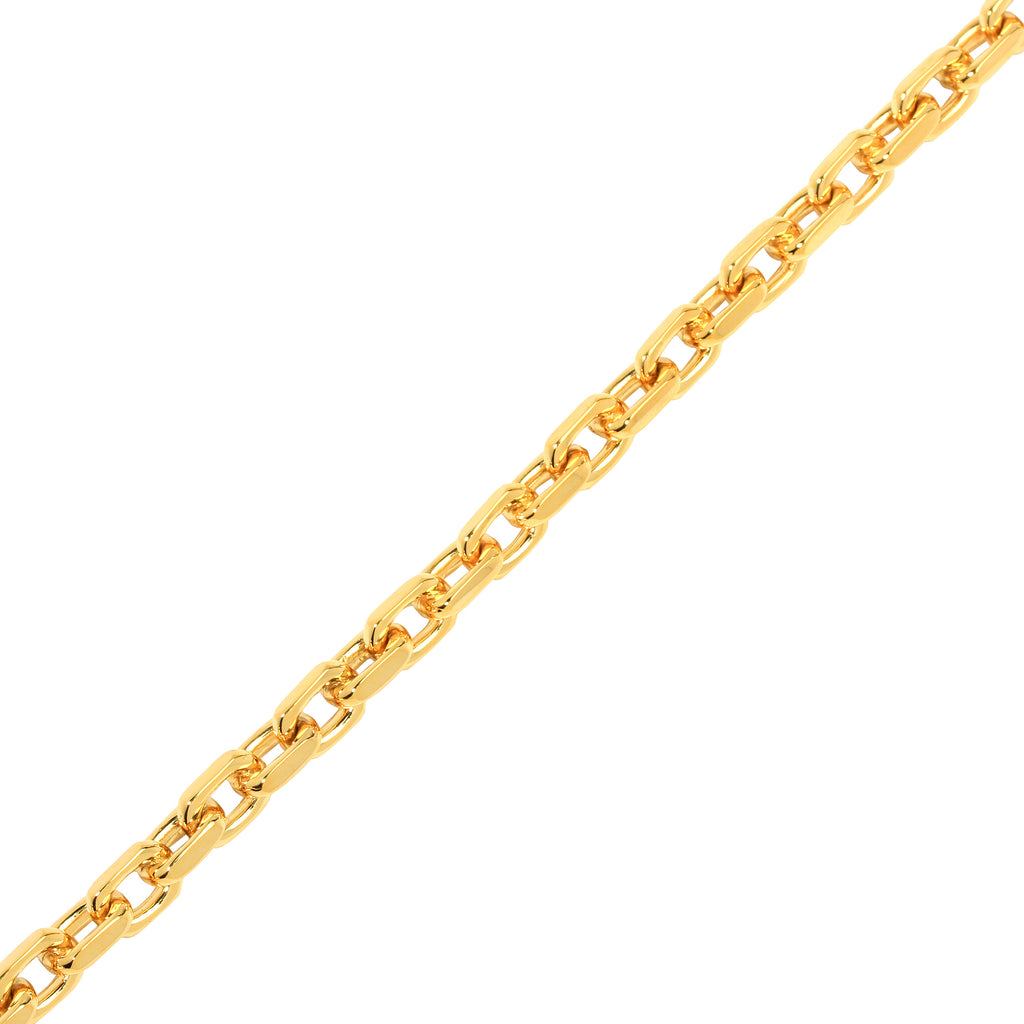 Gold Hermes Link Chain (6mm)