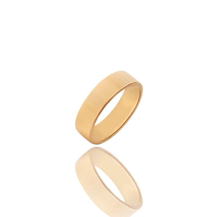 Aiden gold ring