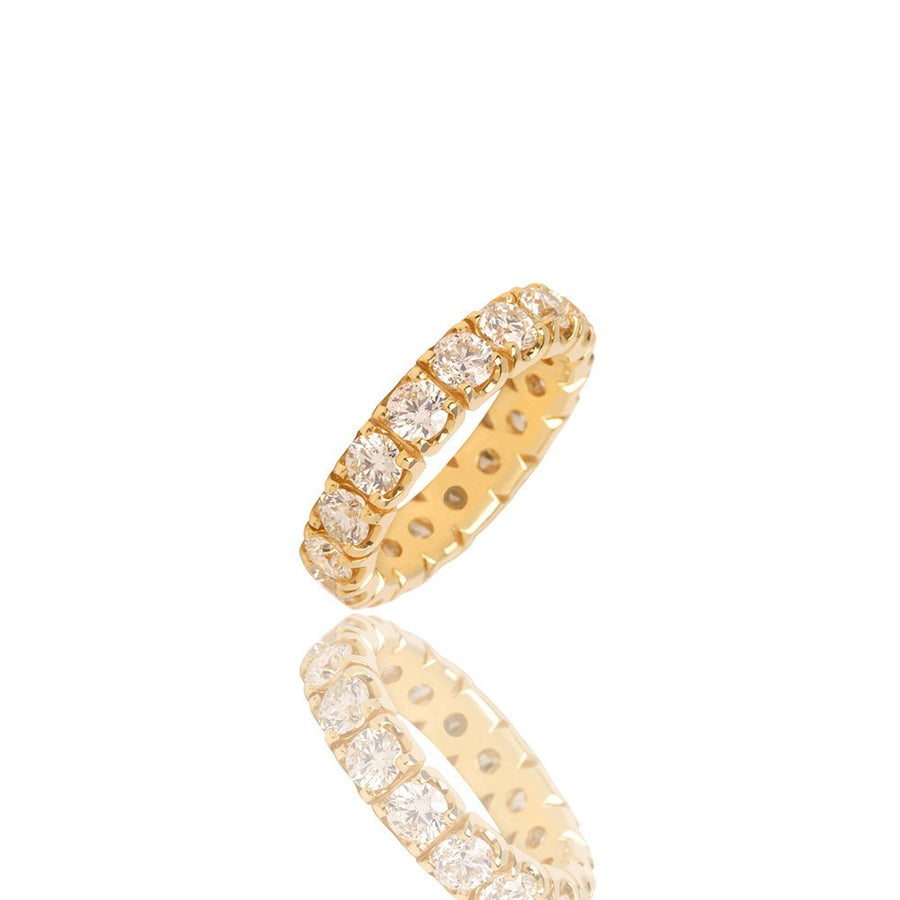 Jordan Eternity Ring - Rings - IF & Co. Custom Jewelry