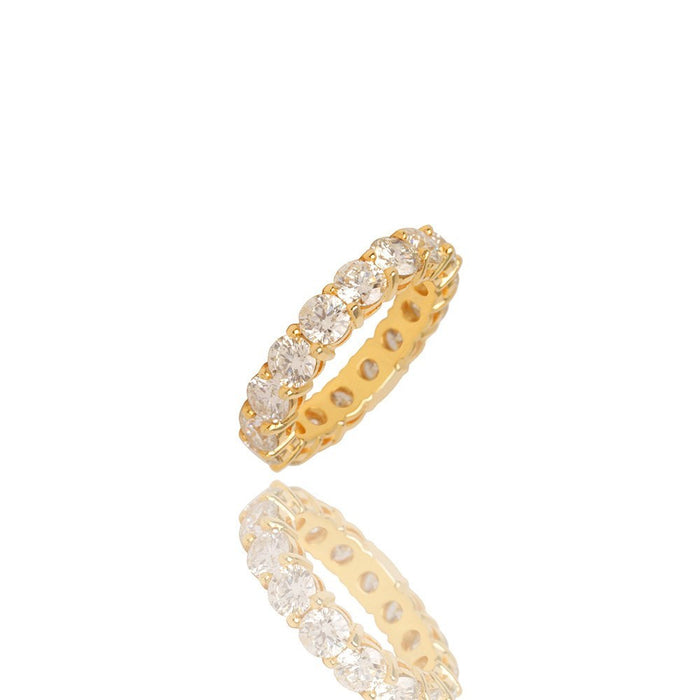 Luna Eternity Ring - Rings - IF & Co.