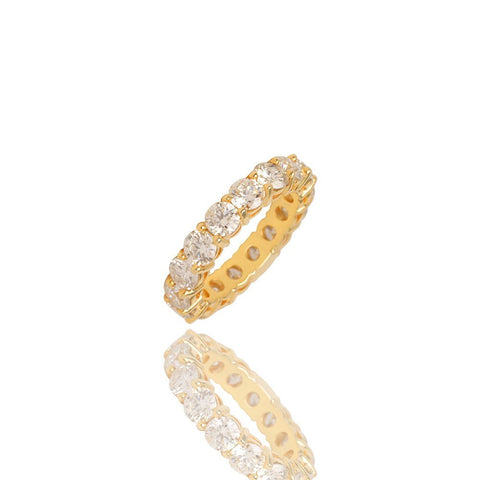 Luna Eternity Ring Ifandco