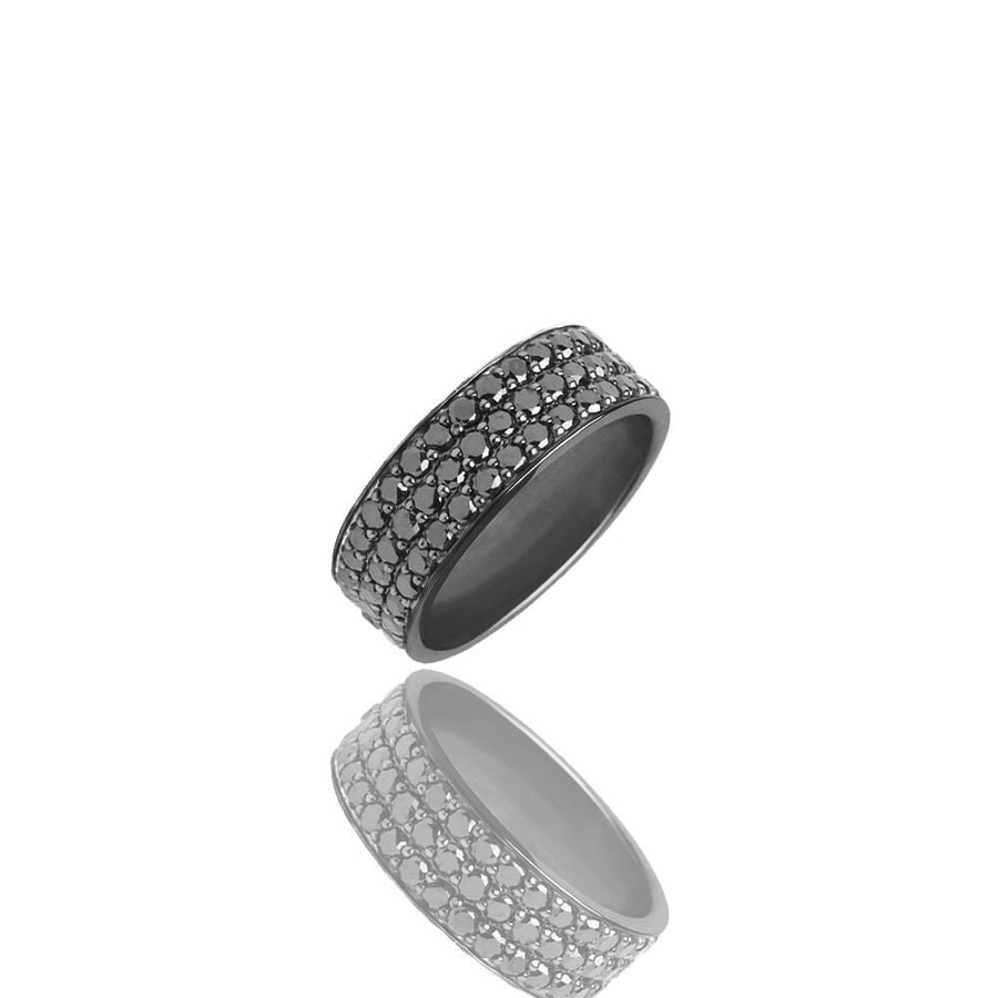 Nila Eternity Ring - Rings - IF & Co. Custom Jewelry