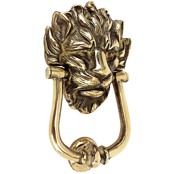 Prime Minister's No. 10 Downing Street Brass Door Knocker -  -  Little British Shop - 2