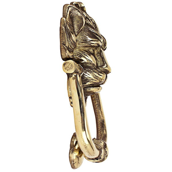 Prime Minister's No. 10 Downing Street Brass Door Knocker -  -  Little British Shop - 3