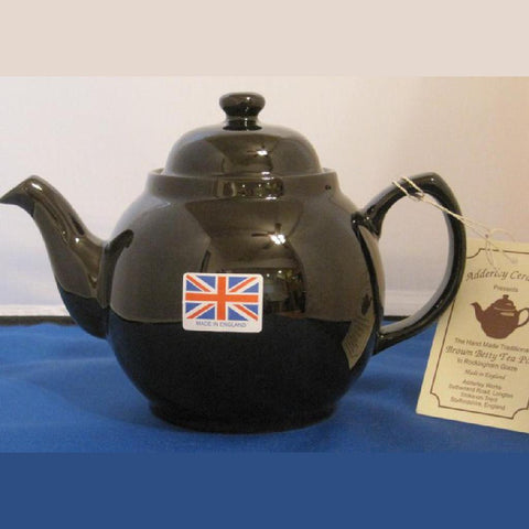 2 Cup Brown Betty Teapot -  -  Little British Shop