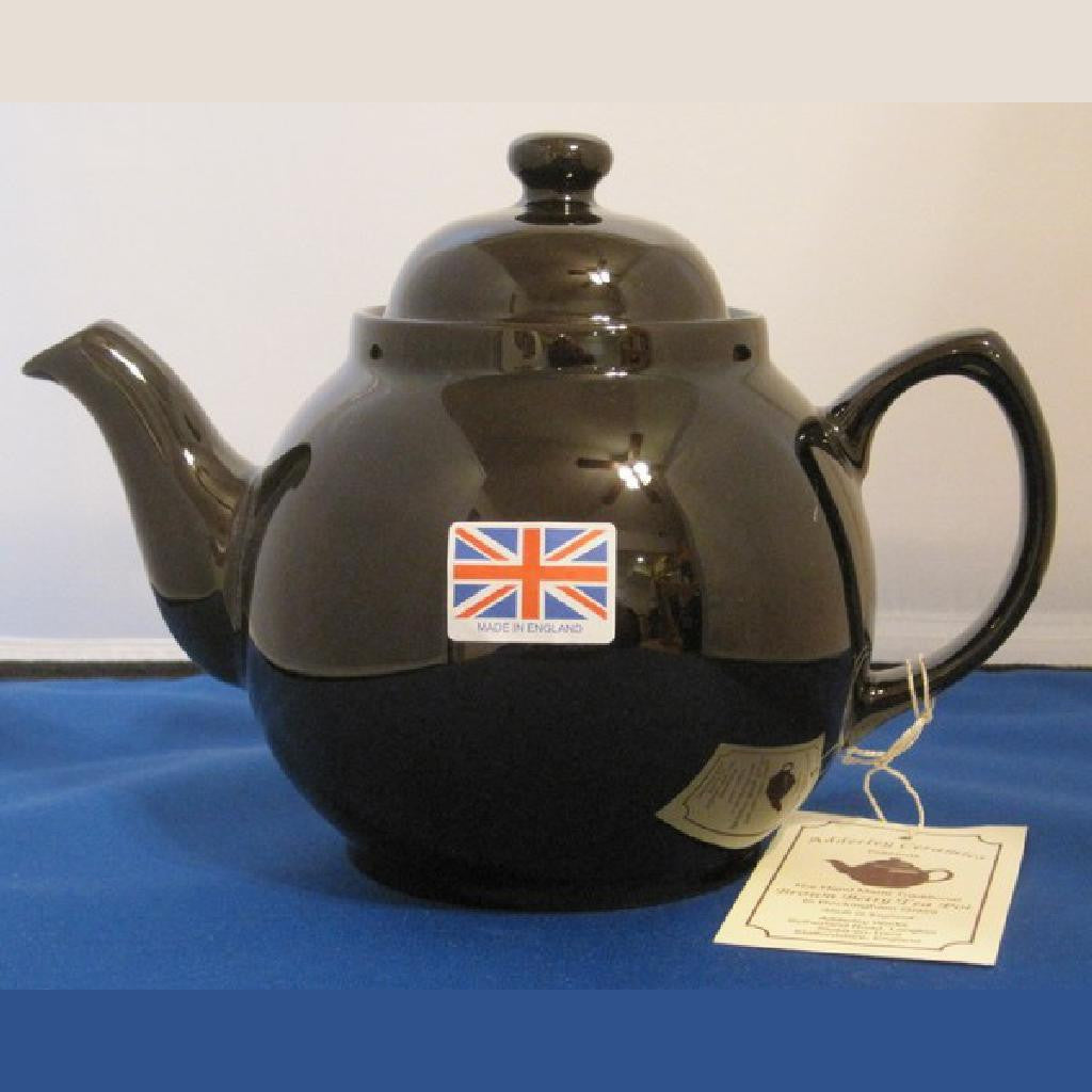 4 Cup Brown Betty Teapot -  -  Little British Shop