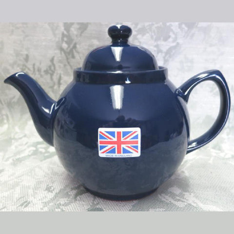 4 Cup Cobalt Betty Teapot -  -  Little British Shop