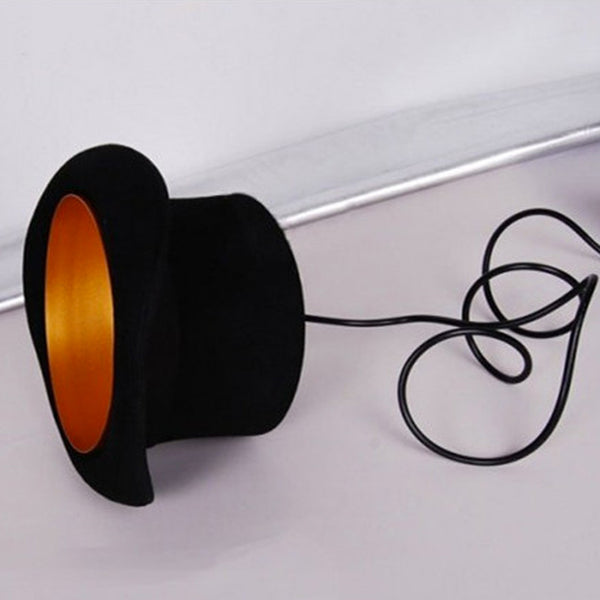 British Jeeves Bowler Hat Ceiling Light -  -  Little British Shop - 2