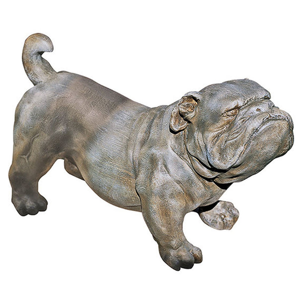 Brutus the English Bulldog Sculpture -  -  Little British Shop - 2