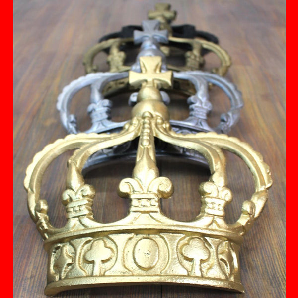 British Royal HM Crown Wall Art Ornament -  -  Little British Shop - 2