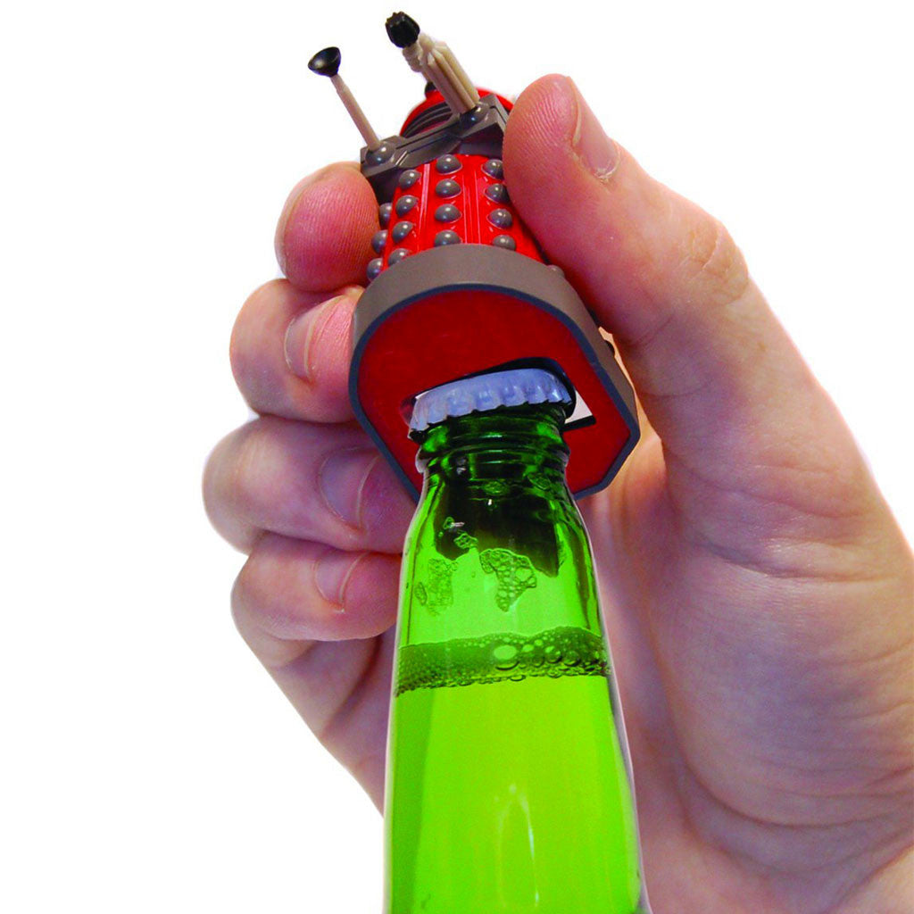 Doctor Who Dalek Bottle Opener With Sound FX -  -  Little British Shop - 1