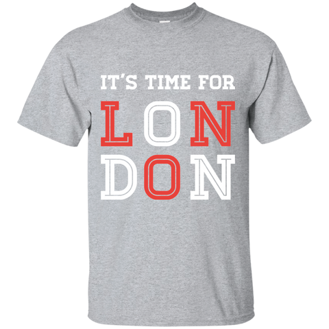 It's Time For London - Men's T-Shirt