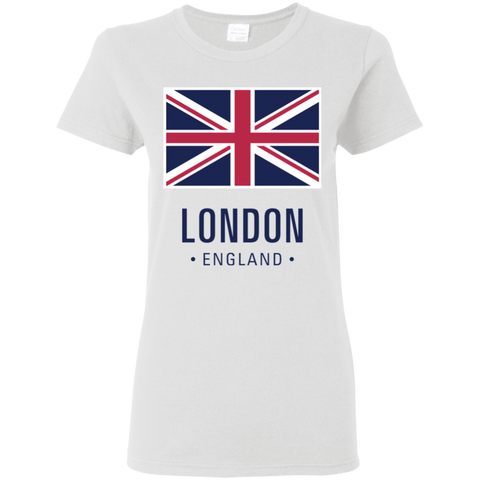 British Flag London - Women's T-Shirt