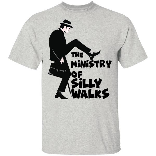 Ministry of Silly Walks - Men's T-Shirt