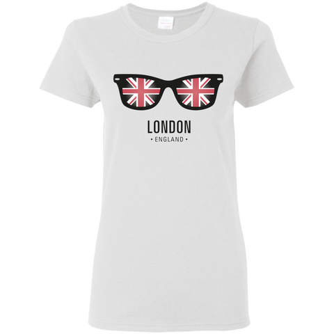 British London Sunglasses - Women's T-Shirt