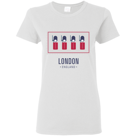 London Stamp - Women's T-Shirt