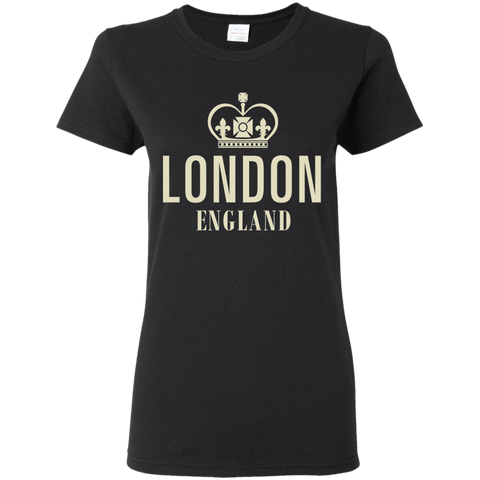 London England Crown - Women's T-Shirt