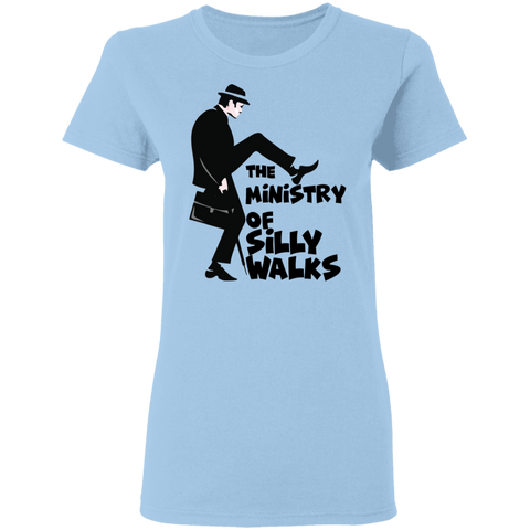 Ministry of Silly Walks - Women's T-Shirt