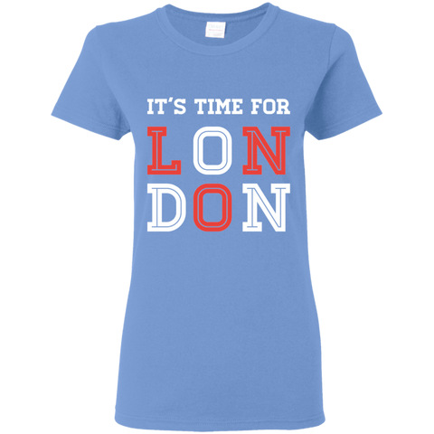 It's Time For London - Women's T-Shirt