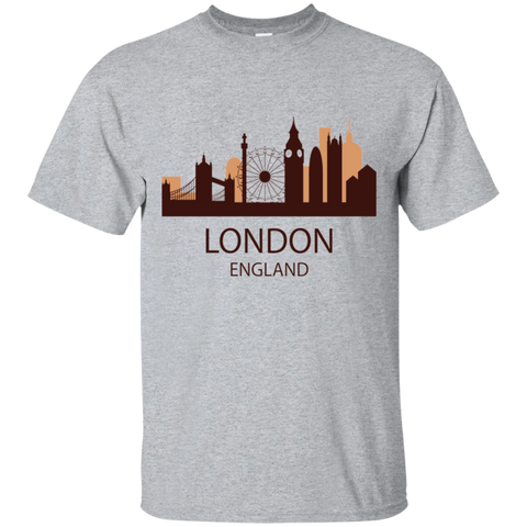 London Silhouette - Men's T-Shirt