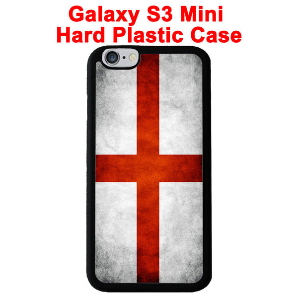England St George Grunge Style Flag - Rubber Phone Case -  -  Little British Shop - 2