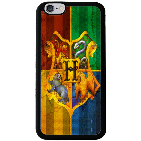 Harry Potter Hogwarts Crest Phone Case -  -  Little British Shop