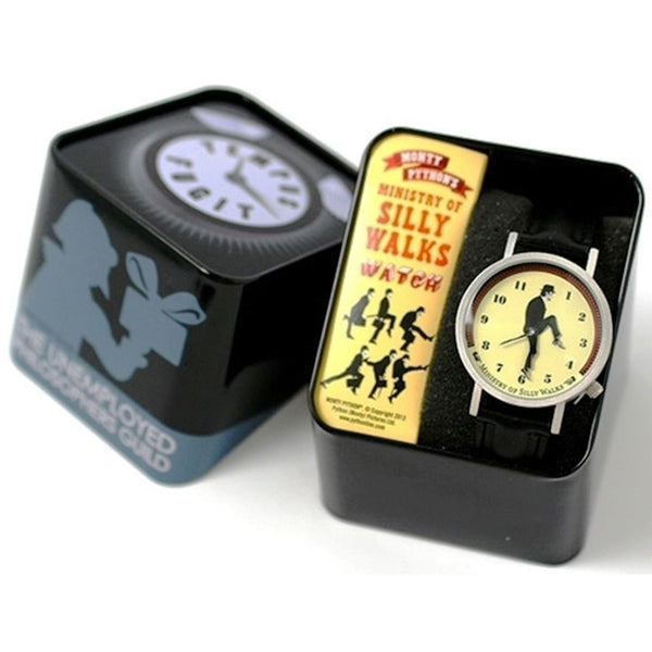 Monty Python John Cleese Animated Wrist Watch Ministry of Silly Walks -  -  Little British Shop - 3