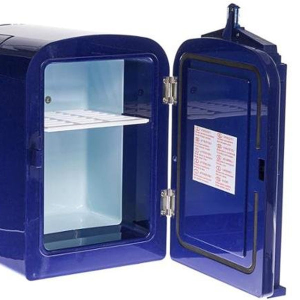 Doctor Who Blue Tardis Mini Fridge -  -  Little British Shop - 2