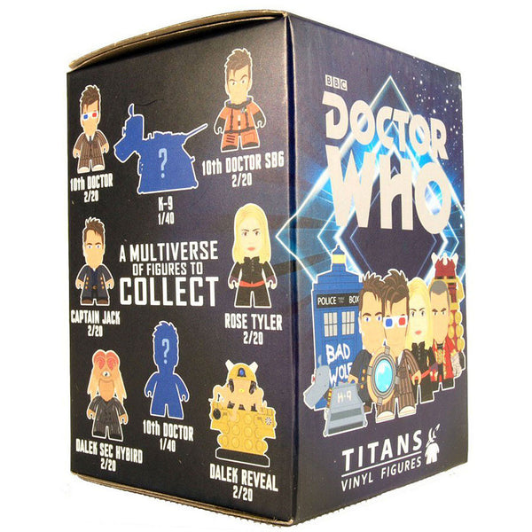 Doctor Who Titans Tenth Doctor Gallifrey Blind Box Vinyl Figure -  -  Little British Shop - 1