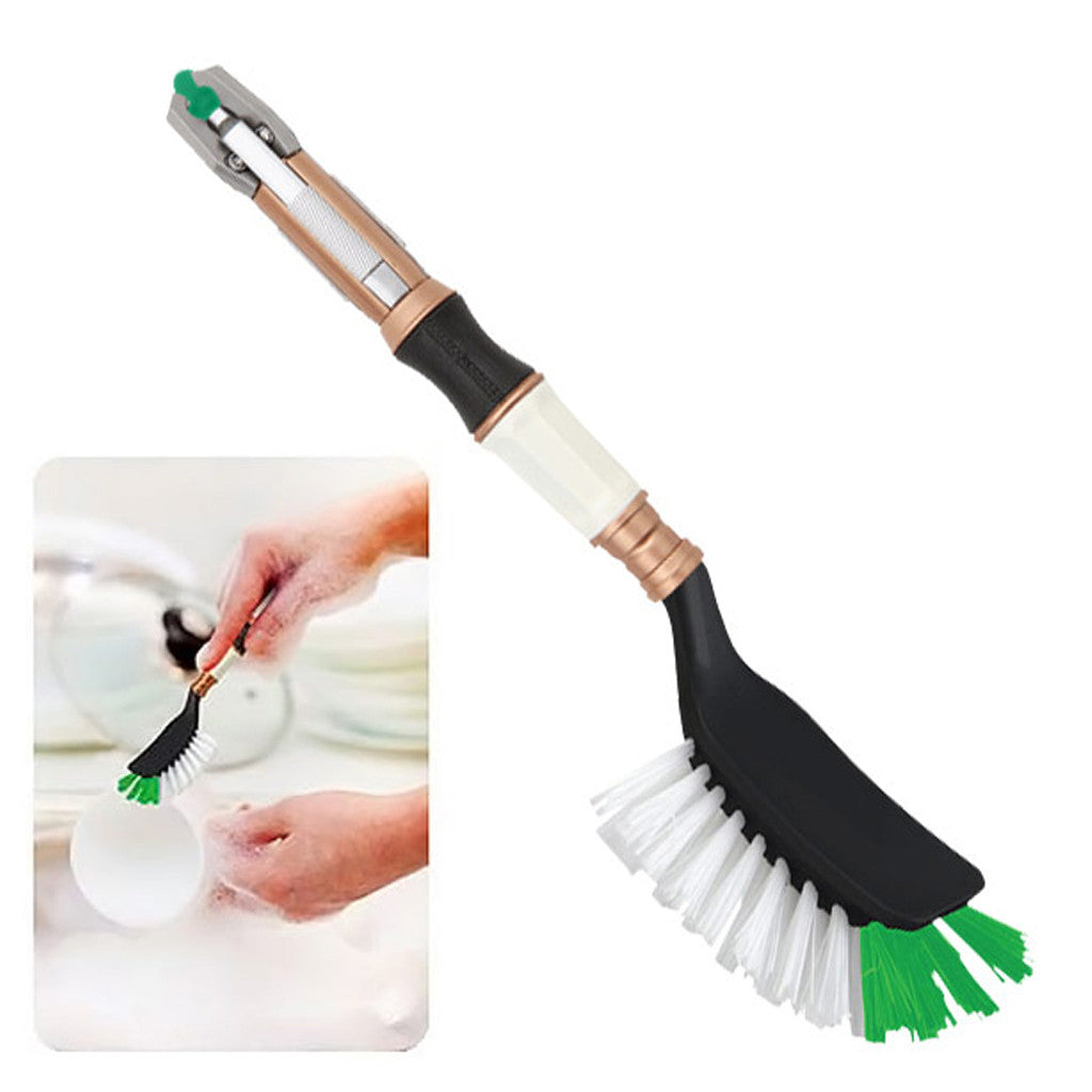 Doctor Who Sonic Screwdriver Washing Brush -  -  Little British Shop