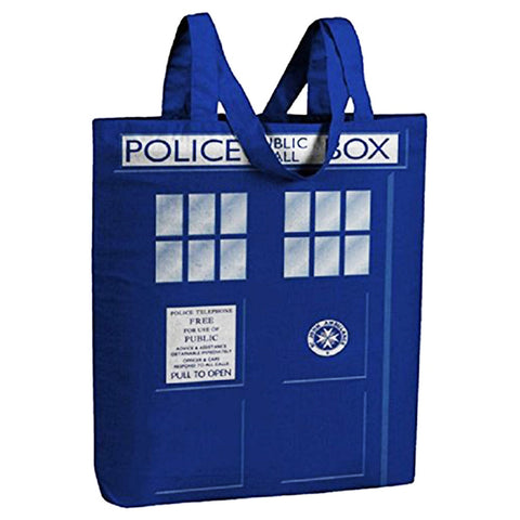 Doctor Who Small Tote Bag: I Am TARDIS -  -  Little British Shop
