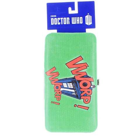 Doctor Who Hinge Wallet Vworp! Vworp! -  -  Little British Shop