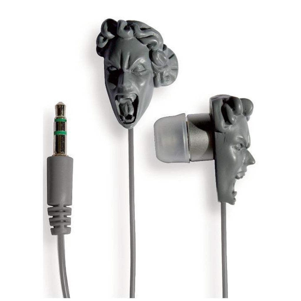 Doctor Who Earbuds: Weeping Angel -  -  Little British Shop