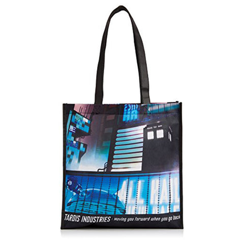 Doctor Who Large Tote Bag Tokyo TARDIS -  -  Little British Shop