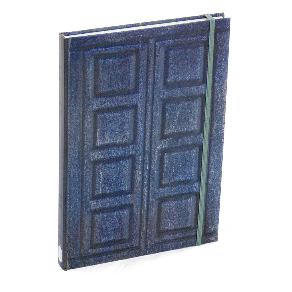 "Doctor Who 6"" x 8.5"" Large Journal Weeping Angel and River Song -  -  Little British Shop"