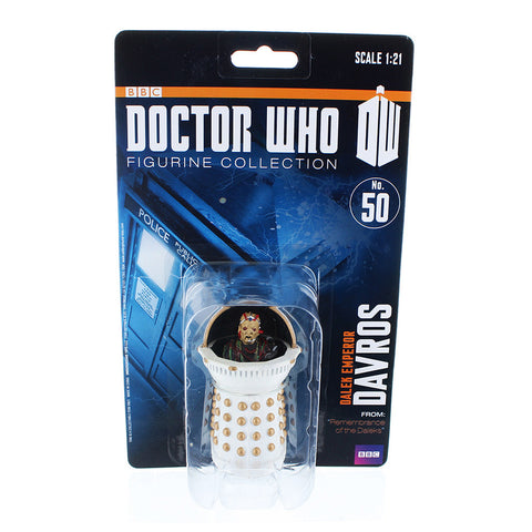 "Doctor Who 4"" Resin Figure: Dalek Emperor Davros (Remembrance Of The Daleks) -  -  Little British Shop"