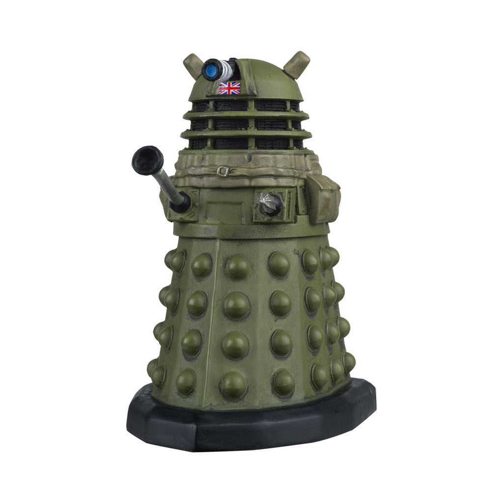 "Doctor Who 4"" Resin Collectible Figure: Ironside Dalek -  -  Little British Shop"