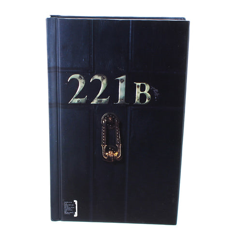 Sherlock Holmes Mini Journal 221B -  -  Little British Shop