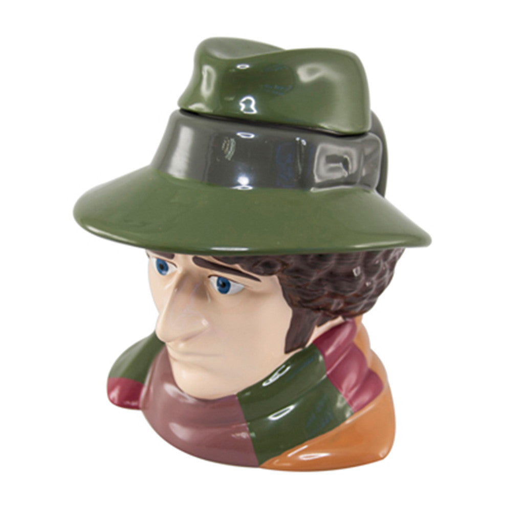 Doctor Who Toby Jug 4th Doctor Ceramic Mug -  -  Little British Shop