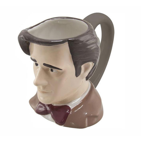 Doctor Who The Eleventh Doctor Ceramic 3D Mug Matt Smith -  -  Little British Shop