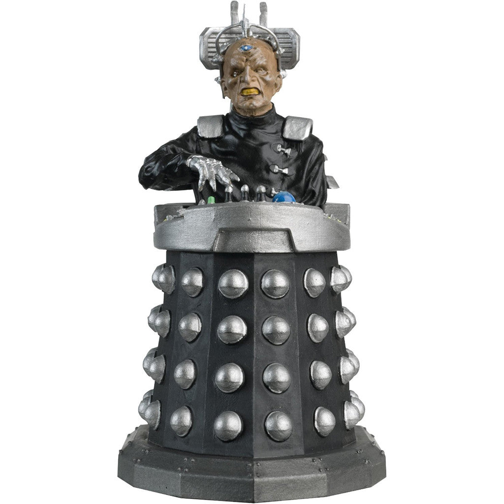 "Doctor Who 4"" Resin Davros The Stolen Earth Figure -  -  Little British Shop"