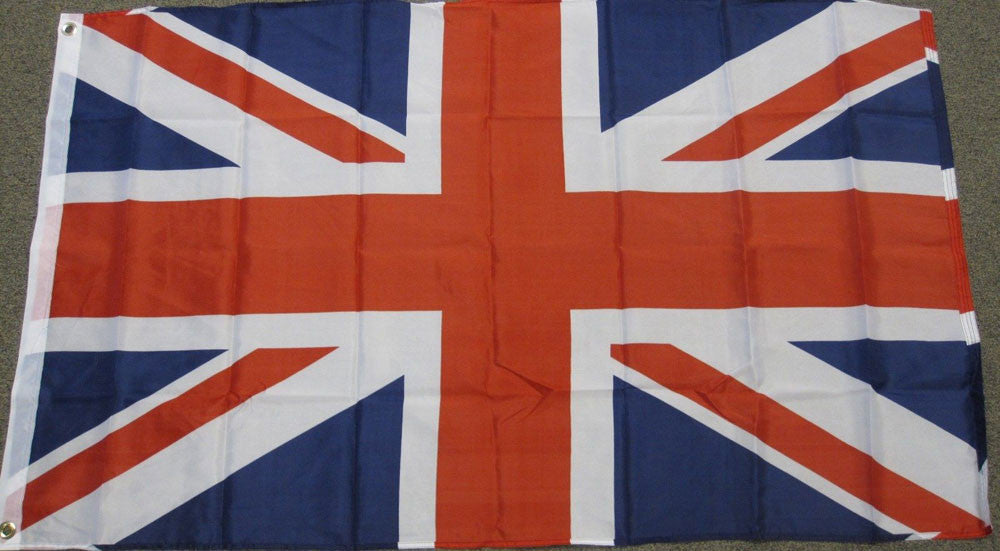 UK Union Jack Flag - Rule Britannia! -  -  Little British Shop